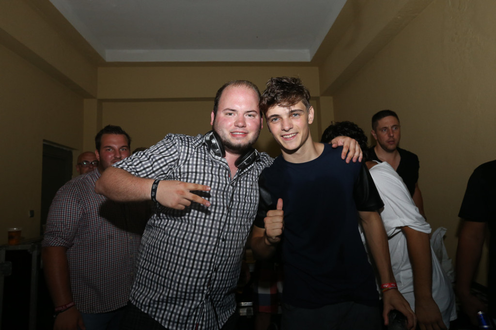 DJ Mike Houser & Martin Garrix